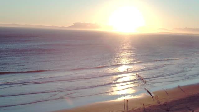De schoonste lucht kan worden gevonden aan de kust