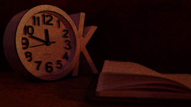 the clock strikes 12 - 12 o'clock stock videos and b-roll footage