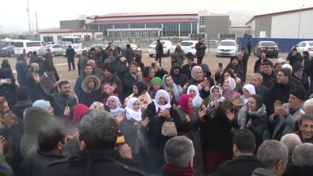 The coleader of Turkey's pro Kurdish opposition party goes on trial in Ankara on charges of links to outlawed Kurdish rebels after more than a year...