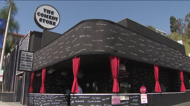 the comedy store - comedian stock videos & royalty-free footage