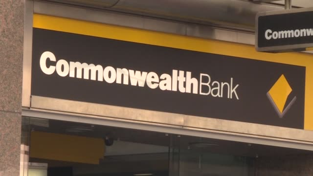 the commonwealth bank agrees to the largest civil penalty in australian corporate history to settle claims it breached anti money laundering and... - british empire stock videos & royalty-free footage