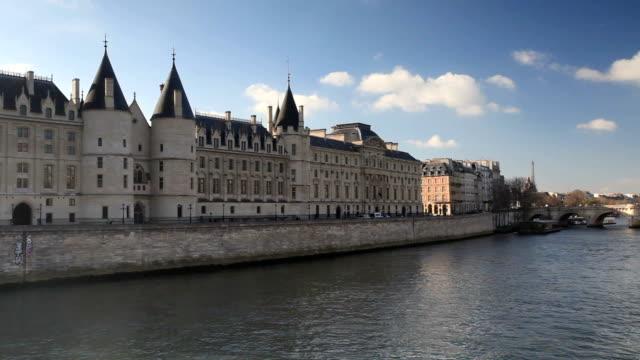 The Conciergerie in Paris, France.