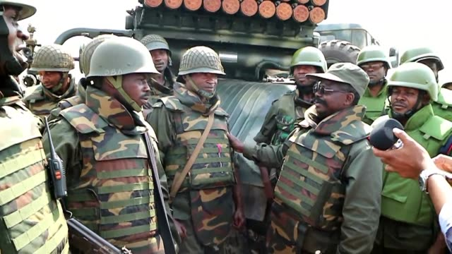 The Congolese army on Saturday announced a new operation against armed groups notably the ADF Ugandan Islamist rebels suspected of murdering 14 UN...
