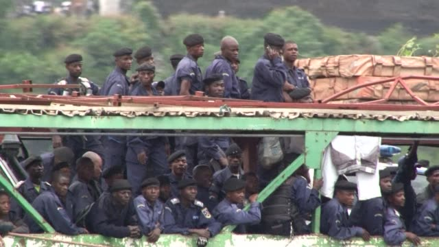 The Congolese army will re deploy in Goma Saturday after rebels withdraw from the key eastern city a senior official said as nearly 300 police...