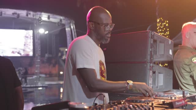 ZAF: Black Coffee: South Africa's rags-to-riches DJ carries on despite Covid