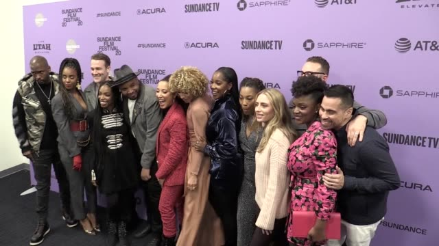 vídeos de stock, filmes e b-roll de the creator of netflix comedy dear white people has said he is not surprised by a lack of diversity in recent oscar nominations the academy of motion... - cabelo assanhado
