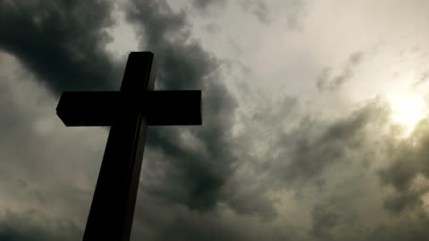 the cross - christianity stock videos & royalty-free footage