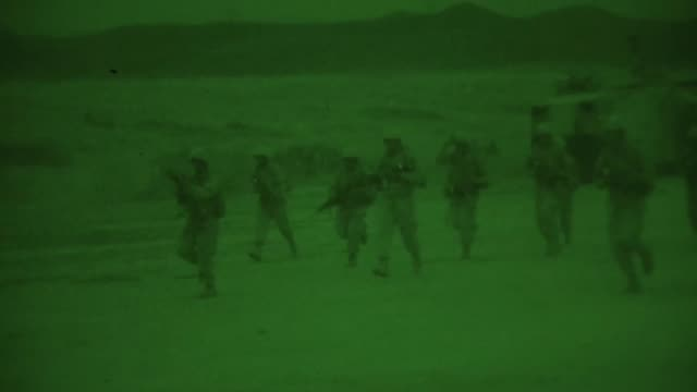 stockvideo's en b-roll-footage met the crucible is a 54hour event that recruits must go through to earn the title of united states marine while training at marine corps recruit depot... - rekruut
