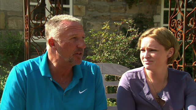 the daughter of former england cricketer sir ian botham is preparing to trek to both the north and south poles to raise awareness of type 1 diabetes... - type 1 diabetes stock videos & royalty-free footage