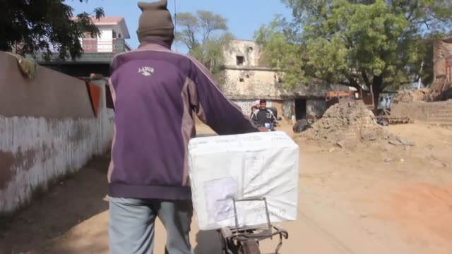 The dawn of online shopping is changing the lives of people in rural areas and is breathing new life into India Post the ailing staterun postal...