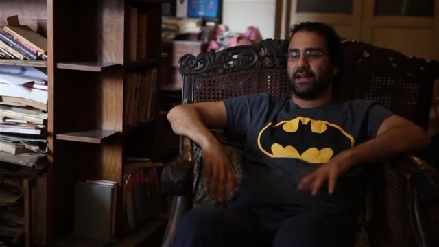 the days and nights of alaa abdel fattah egypt's leading dissident follow a disorienting rhythm where he is freed every morning from a filthy police... - rhythm stock videos and b-roll footage