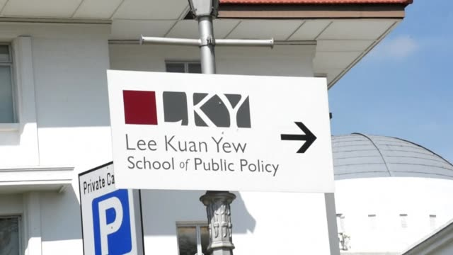 the death of the widely revered leader lee kuwn yew known as lky last month has sparked a vigorous debate in singapore over how to honour its first... - heder bildbanksvideor och videomaterial från bakom kulisserna