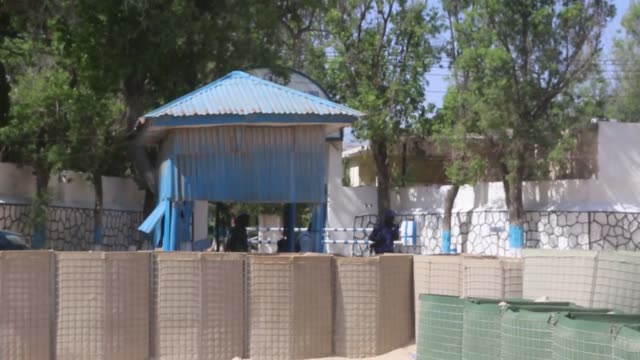The death toll from a suicide attack on a police academy in Somali capital has risen to 17 an official said 'We can confirm that at least 17 people...