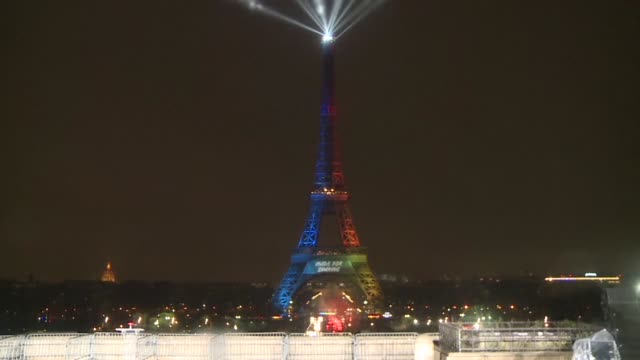 the decision to adopt an english slogan for paris' bid to host the 2024 olympics was likened on thursday to a pizza promotion by the body charged... - french language stock videos & royalty-free footage