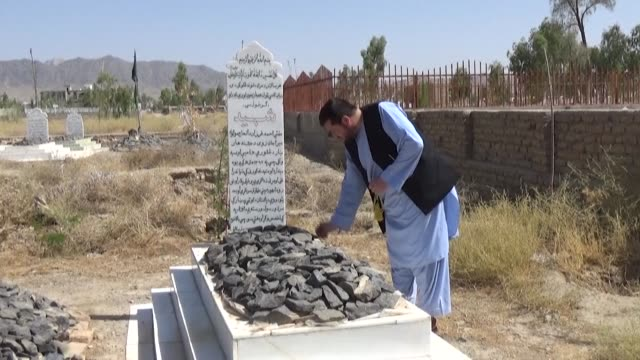 the decision to release hundreds of the taliban's most dangerous prisoners ahead of peace talks has stirred painful memories for the loved ones of... - kandahar afghanistan stock videos & royalty-free footage