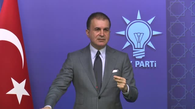 the decision to rerun local elections in istanbul was not aimed at safeguarding any party's interests the spokesman for the ruling justice and... - istanbul stock videos & royalty-free footage