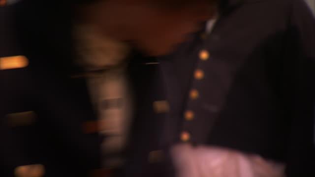 the defense of fort mchenry - reißschwenk stock-videos und b-roll-filmmaterial