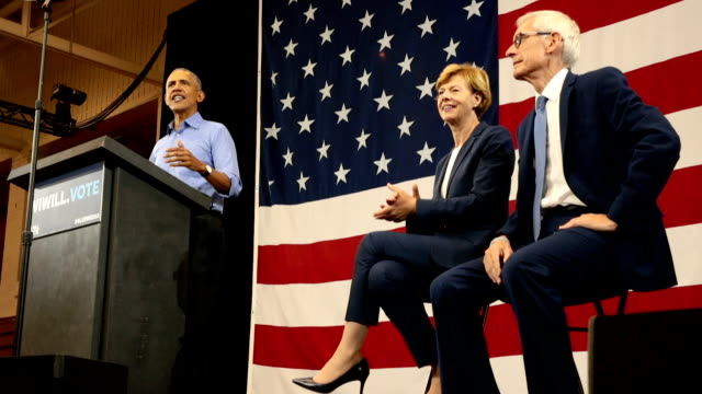 The Democratic Party of Wisconsin is thrilled to welcome President Barack Obama to Wisconsin on Friday October 26 to campaign with Senator Tammy...
