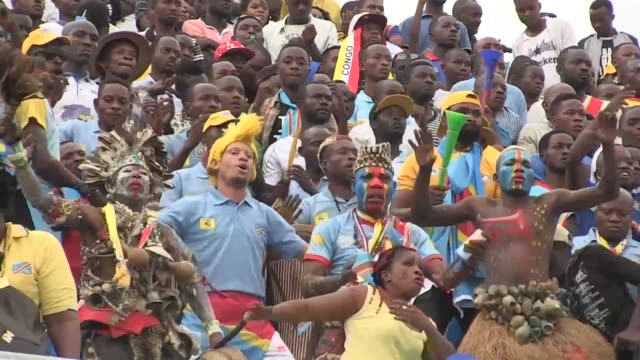 The Democratic Republic of Congo aim to become the first side to lift the African Nations Championship twice when they play Mali in the final in...