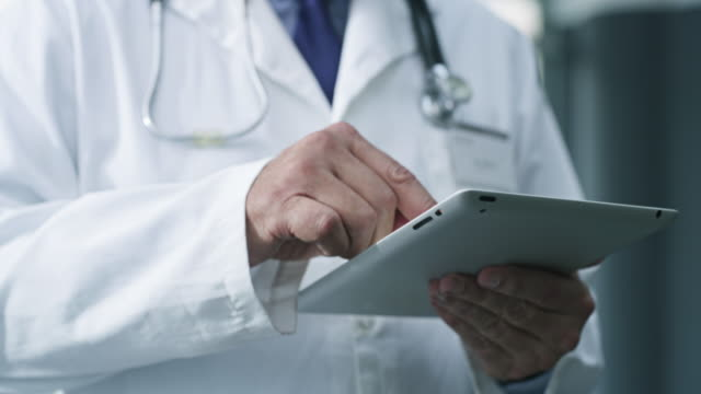 the digital domain is filled with plenty of medical research - mobile app stock videos & royalty-free footage