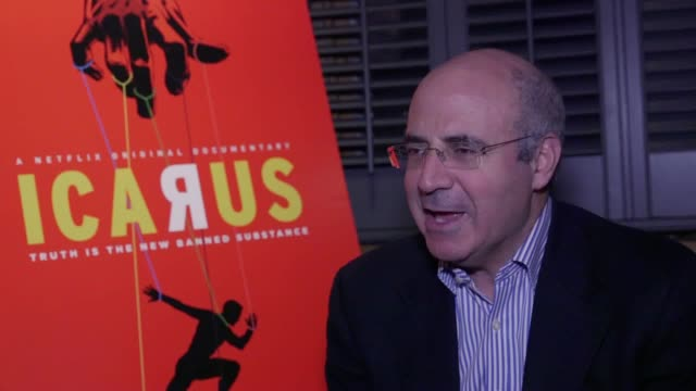 the documentary icarus exposes russia's statesponsored doping program as documentary maker bryan fogel builds a relationsip with grigory rochenkov... - documentary film stock videos & royalty-free footage