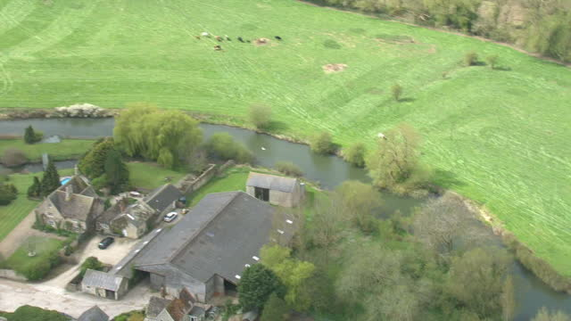 the drought in england is getting worse amid warnings that water shortages could last until after christmas the area affected was concentrated in the... - gloucestershire stock videos and b-roll footage