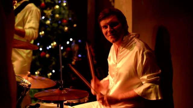 the drummer. - drummer stock videos & royalty-free footage
