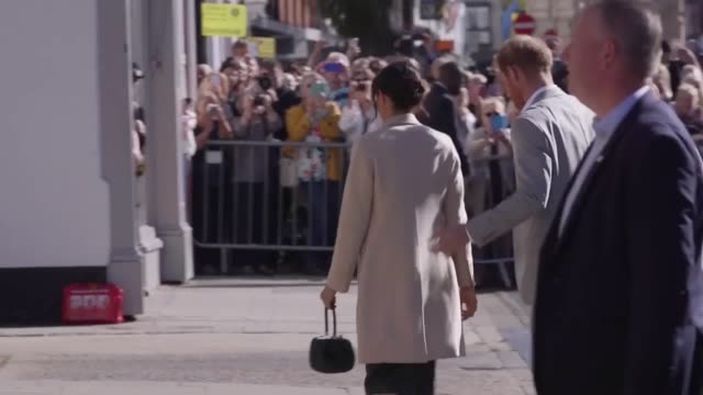 The Duchess of Sussex celebrates her 38th birthday on the August 4 A collection footage from the last year of the royal's life Footage includes...