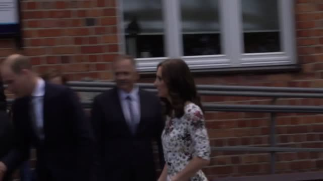 The Duke and Duchess of Cambridge have been taken on a guided tour of a former Nazi concentration camp where tens of thousands of people died William...
