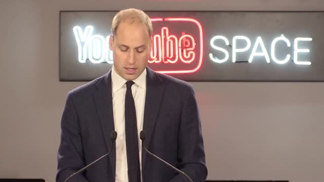 The Duke of Cambridge has pleaded with technology and internet giants to implement a new action plan to innovate collaborate and educate people on...