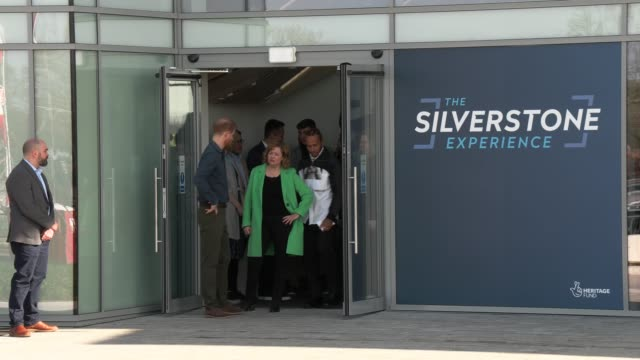 GBR: The Duke of Sussex will officially open The Silverstone Experience