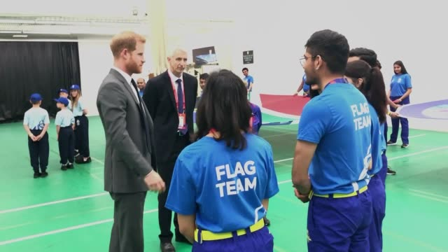 The Duke of Sussex to attends the opening match of the ICC Cricket World Cup at the Oval in London