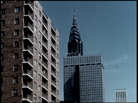 the dynamic american city - 23 of 26 - altri spezzoni di questa ripresa 2273 video stock e b–roll