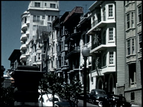 the dynamic american city - 6 of 26 - altri spezzoni di questa ripresa 2273 video stock e b–roll