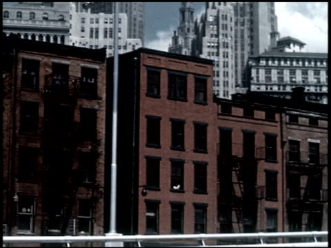 the dynamic american city - 9 of 26 - altri spezzoni di questa ripresa 2273 video stock e b–roll