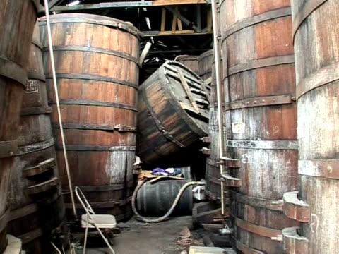 the earthquake that ravaged much of haiti in january stopped production of a prized product and the country's national drink rum reserves ran low at... - rum stock videos and b-roll footage