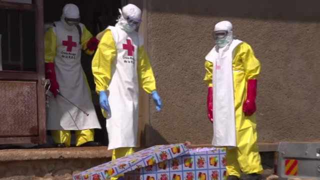 the ebola outbreak in the democratic republic of congo is the world's newest official public health emergency almost 17 hundred people have diedit's... - reminder stock videos & royalty-free footage