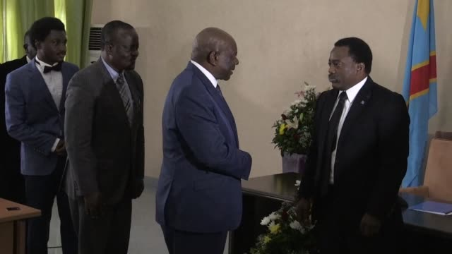 The election to pick DR Congo's next president will not happen before early 2019 the electoral commission said Wednesday a delay that raises fresh...