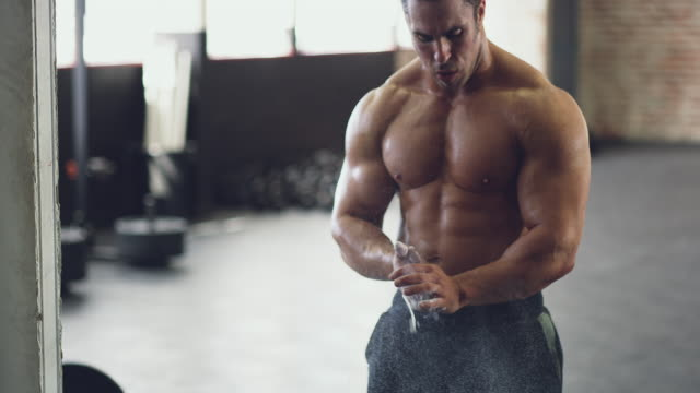 the embodiment of masculinity - body building stock videos & royalty-free footage