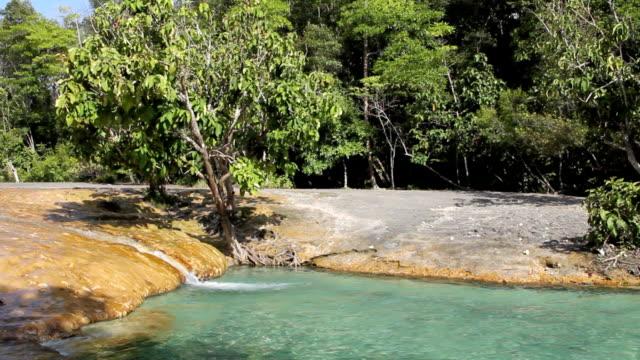 The Emerald Pool, Krabi, Thailand.
