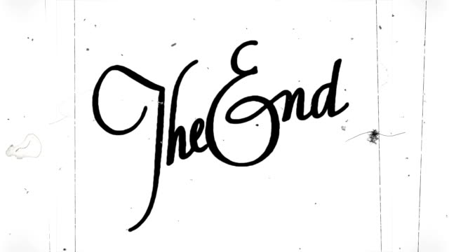 the end. hd - finishing stock videos & royalty-free footage