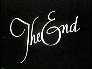 the end. ntsc, pal - the end stock videos & royalty-free footage