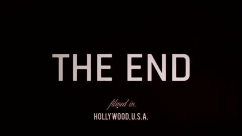 vídeos de stock e filmes b-roll de the end - final