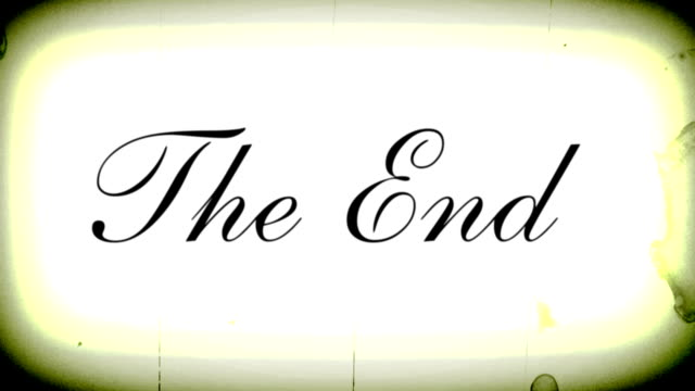 The end with sound v2