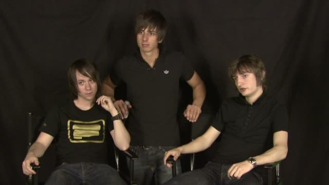 The Enemy UK Interview at Los Angeles CA