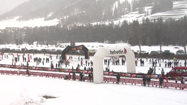 The Engadin Skimarathon is an annual crosscountry ski race ski marathon held on the second Sunday of March in the upper Engadine valley in...
