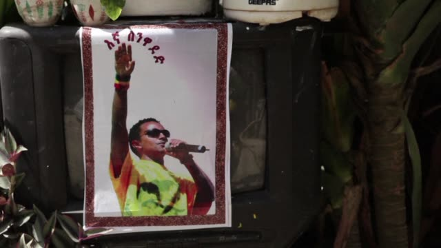 The Ethiopian pop star Teddy Afro has not held a concert in his own country in years