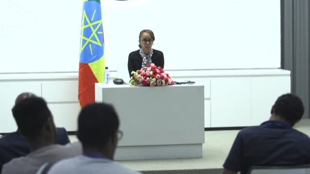 the ethiopian prime minister's press secretary confirms that 409 people have been arrested as part of investigations into recent ethnic and religious... - ethiopia stock videos & royalty-free footage