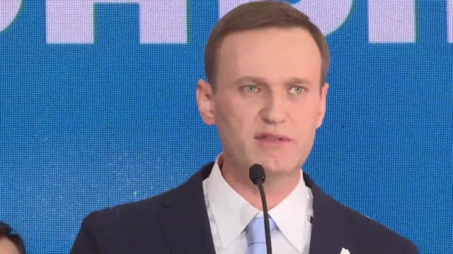 the european court of human rights rules against russia in the case of opposition leader and top kremlin critic alexei navalny who was arbitrarily... - rules stock videos & royalty-free footage