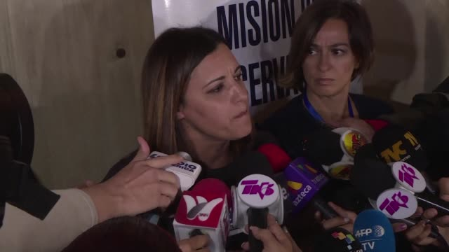 The European Union election monitor chief Marisa Matias said on Thursday that it is too early to proclaim a winner in the Honduran presidential...
